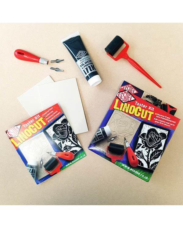 Essdee Linocut Taster Kit