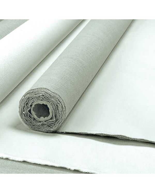 "10oz  61""x10m Fredrix Primed Canvas Roll"