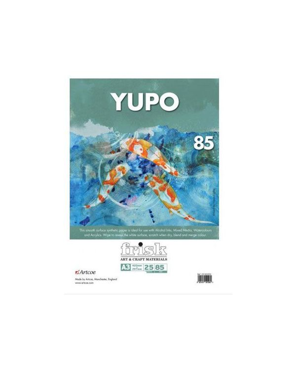 85gsm - Yupo Painting Paper Loose Sheets - Frisk