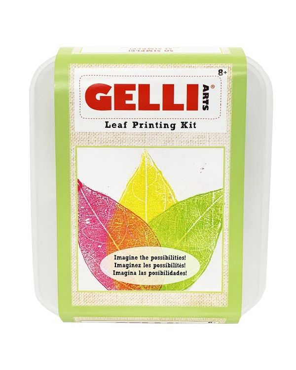 Leaf - Printing Kit - Gelli Arts