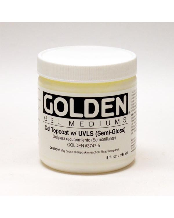 Golden Gel Topcoat