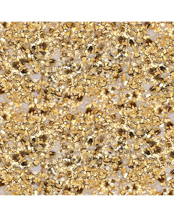 Iridescent Gold Small - 119ml - Golden Mica Flakes