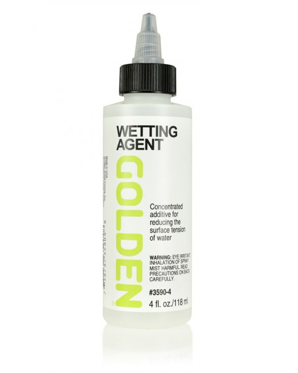 119ml - Golden Wetting Agent (formerly Acrylic Flow Release)