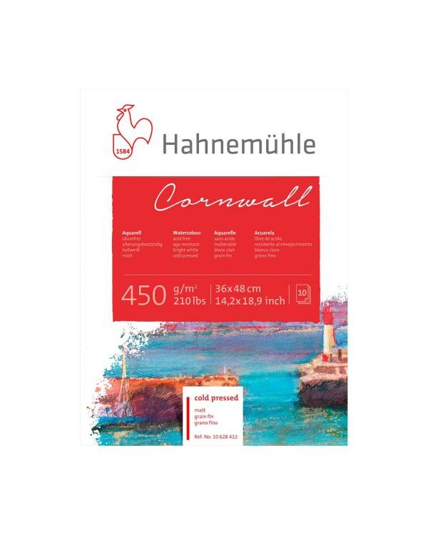 Hahnemühle Cornwall Watercolour Pad