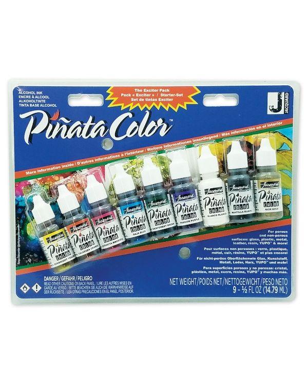 Colours - Jacquard Pinata Ink Exciter Set
