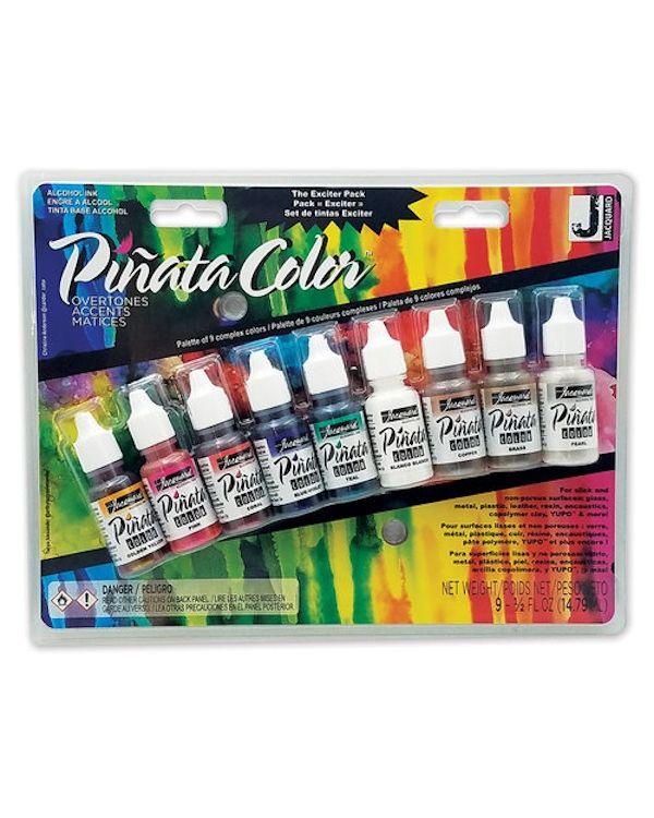 Overtones - Jacquard Pinata Ink Exciter Set