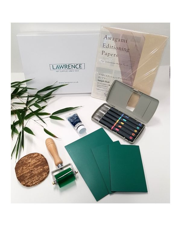 Lawrence Japanese Printmaking Starter Set