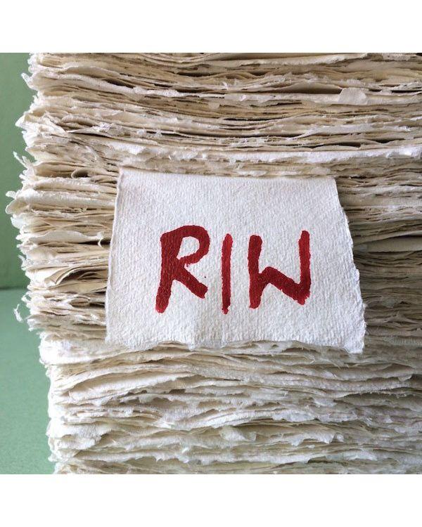 *R1 - Rough - 210gsm - Khadi White Cotton Rag