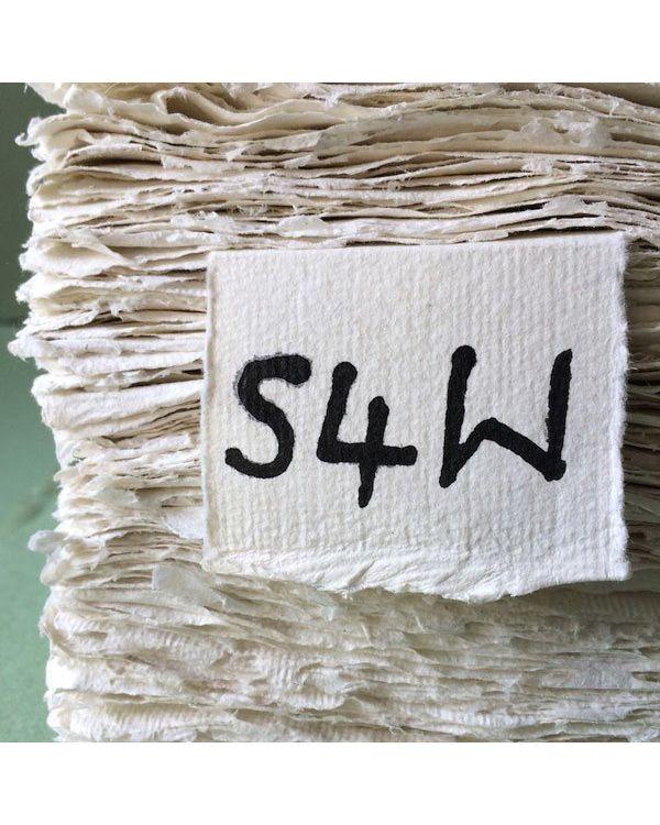 *S4 - Smooth - 640gsm - Khadi White Cotton Rag
