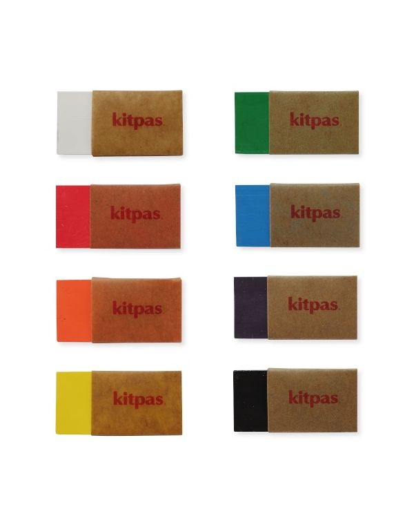Kitpas block set 8 colours