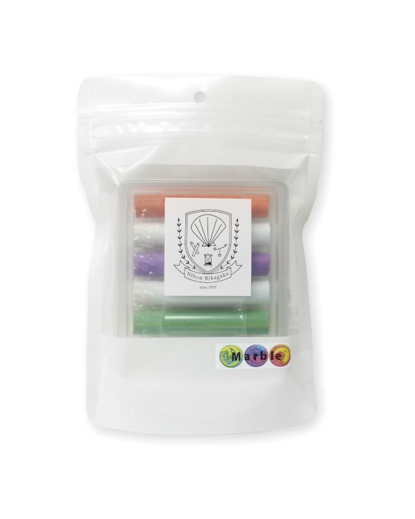 Kitpas Dustless chalk pack Marble