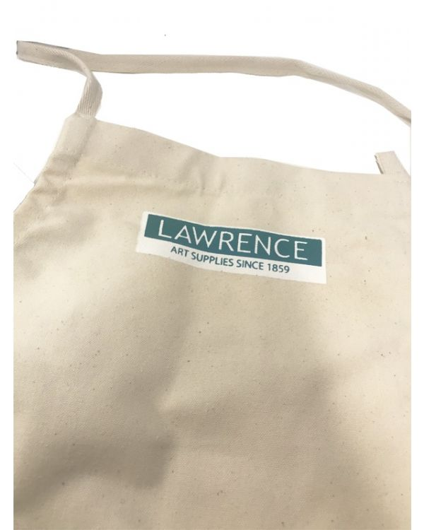 Canvas - Printed - Large Apron - Lawrence
