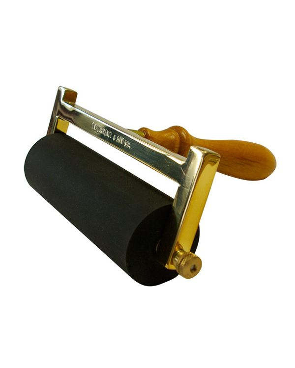 64mm x 7.5cm Artist Quality Rubber Roller