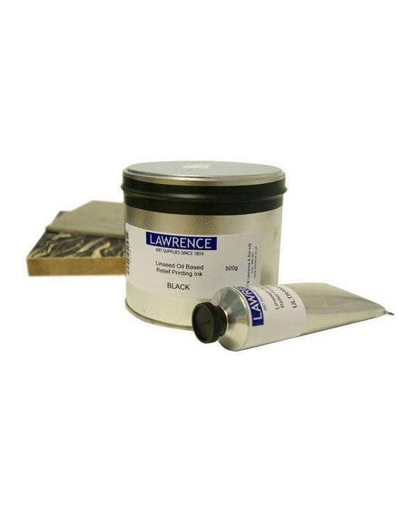 Original Linseed Oil Relief Ink