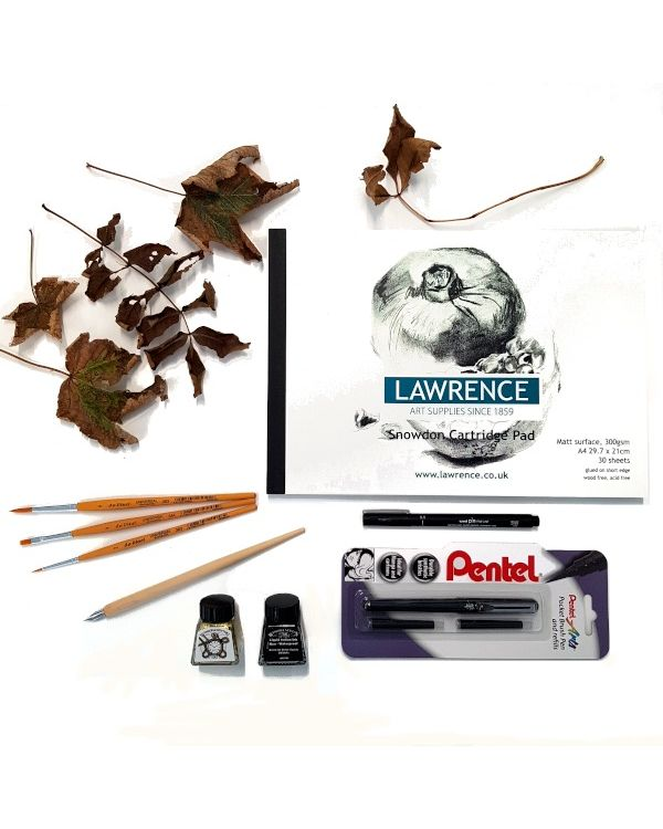 Lawrence Ink Starter Set