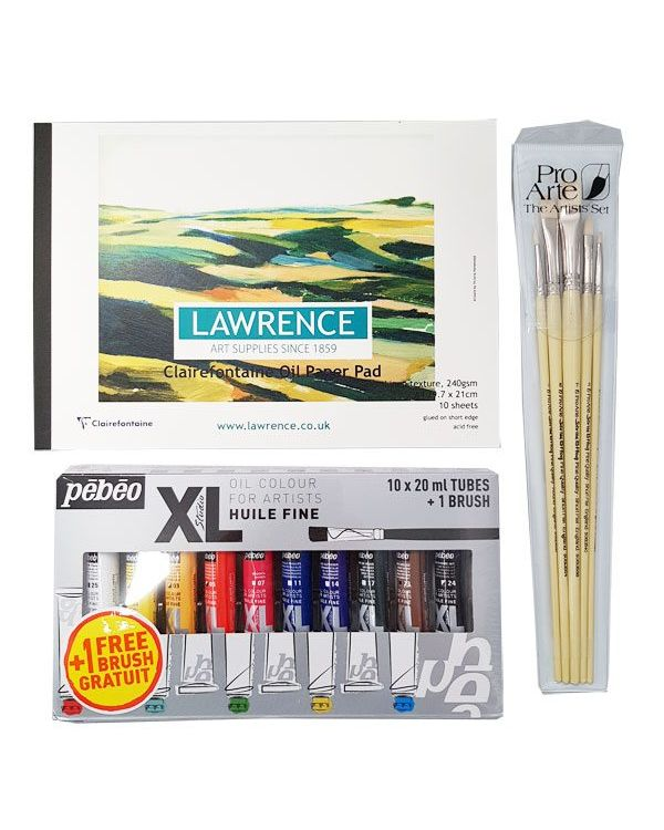 Lawrence Oil Starter Set