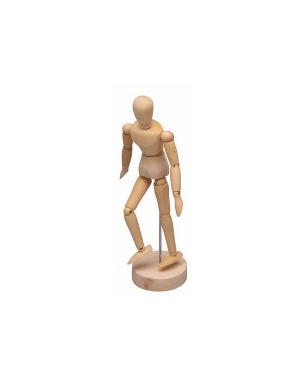 Jointed Mannequin Unisex 8inch -