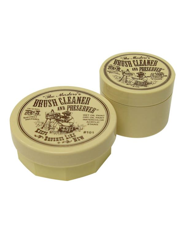 28.3g/30ml - The Masters Brush Cleaner and Preserver