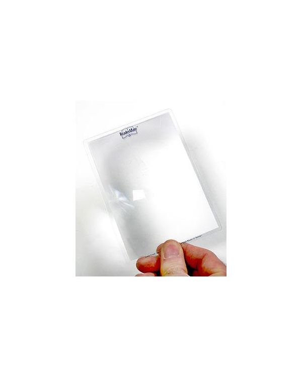 "Medium flexithin magnifier 5.75""x4.25"""