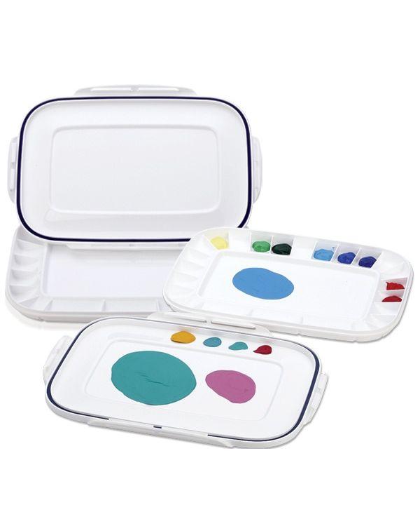Mijello Palette Artelier Airtight Acrylic & Oil  -