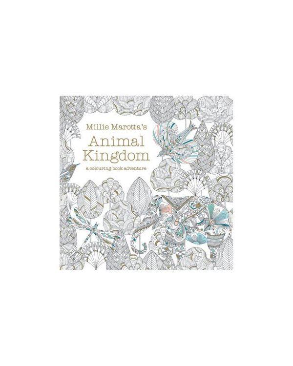 Animal Kingdom - Millie Marotta
