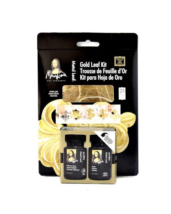 Gold Leaf Kit - Mona Lisa