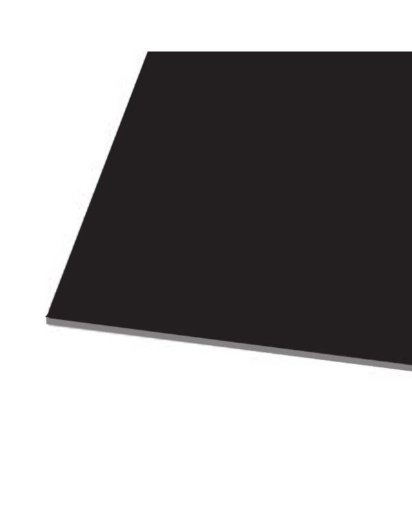 Black Mountboard - 10 Sheet Pack