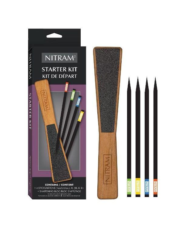 Nitram Starter Kit