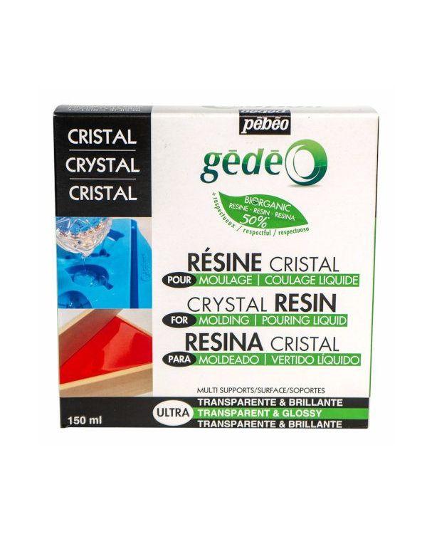 Pebeo Gedeo Bio Resin - Crystal