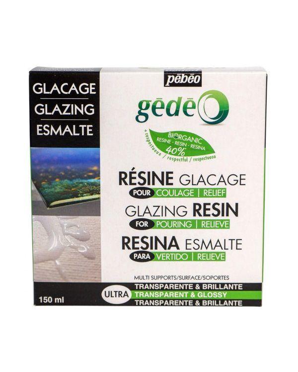 Pebeo Gedeo Bio Resin - Glazing