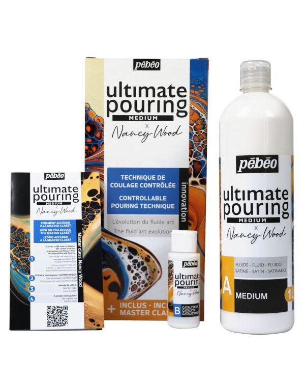 Nancy Wood Ultimate Pouring Medium - Pebeo
