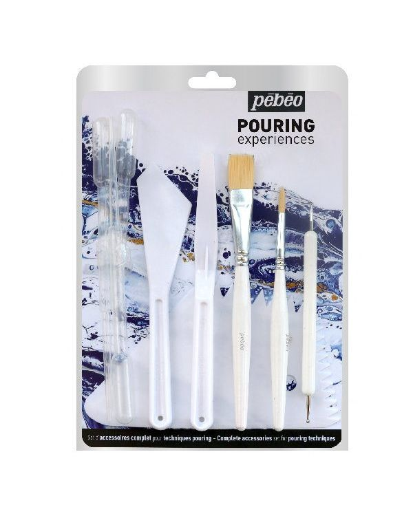 Pouring Accessories - Pebeo Pouring Experiences