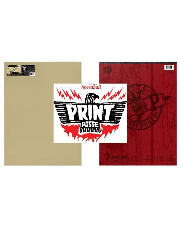 245gsm - Posse Arnham Printmaking Paper