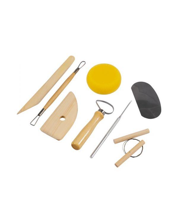 Pottery Tool Kit (8 piece)