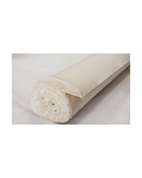 1.6 x 10 metres Primed Cotton Canvas Roll 11 oz 380 gm