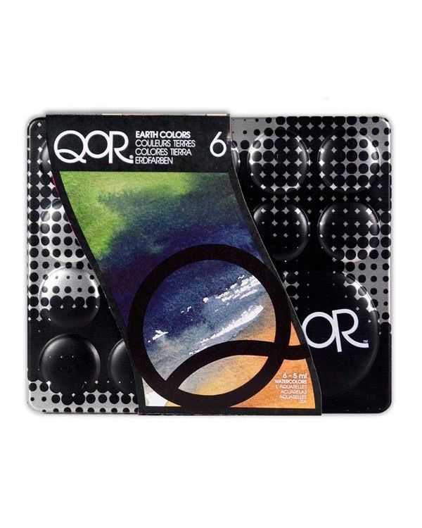 QOR Watercolour Sets - Golden