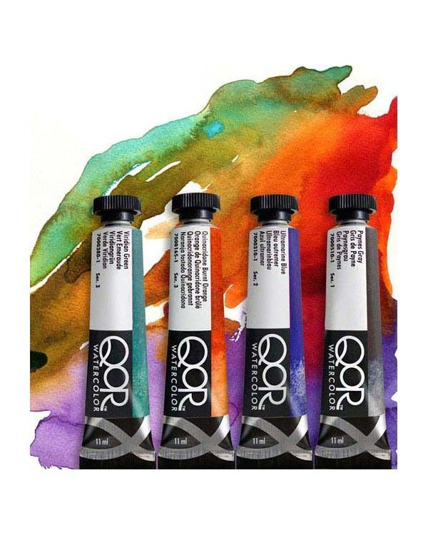 QOR Watercolour 11ml - Golden