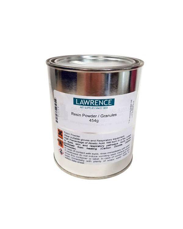 454g tin - Resin Powder/Granules
