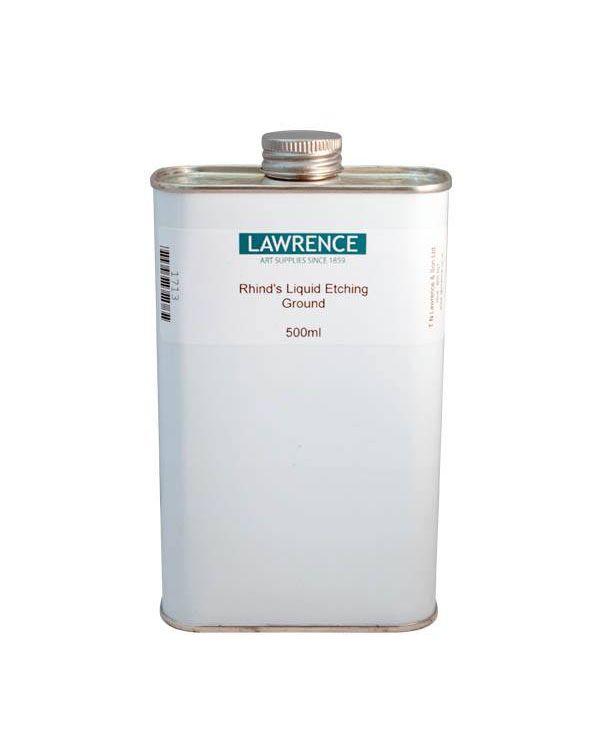 Rhinds Hard Liquid Etching Ground