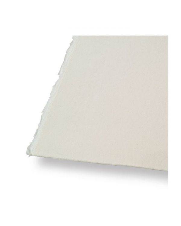 300gsm - HP - 14.5 x 23cm Pack of 10 Sheets - Saunders Waterford Off White
