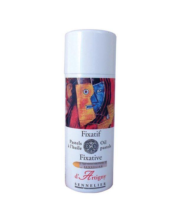 Sennelier Oil Pastel Fixative