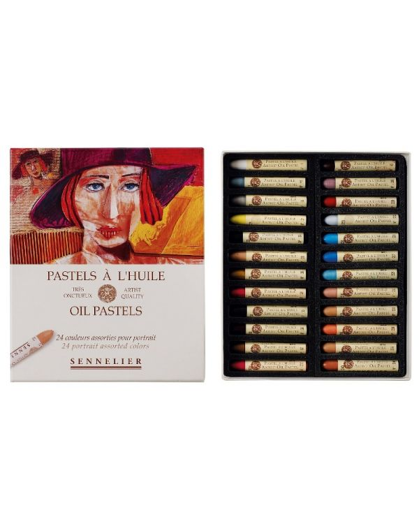 Sennelier Oil Pastel Sets