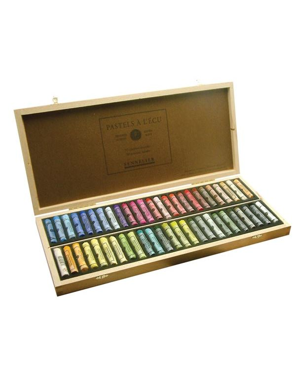 Sennelier Soft Pastels Wooden Set