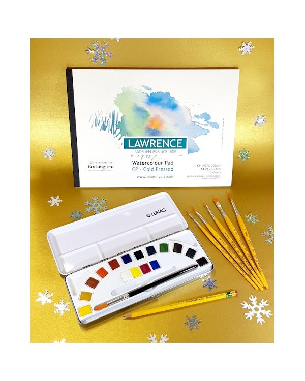 Lawrence Watercolour Starter Set