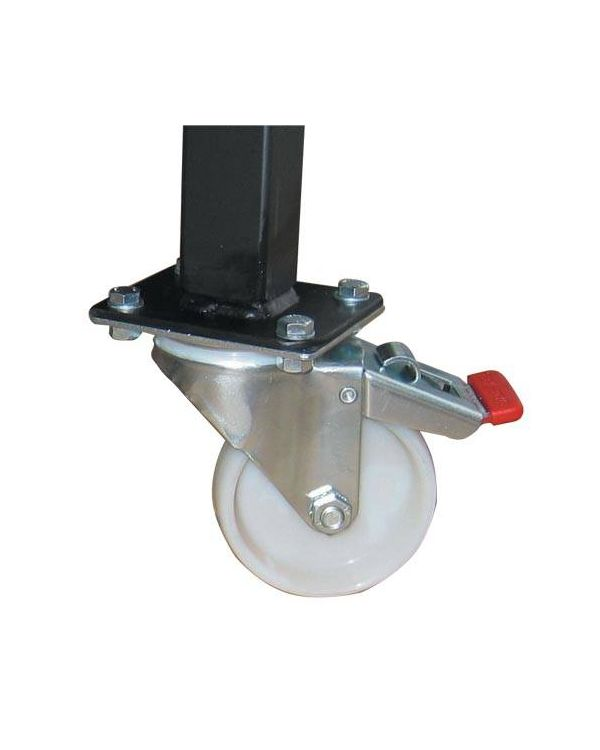 Lockable Castors Option - Tofko Super Prof Press