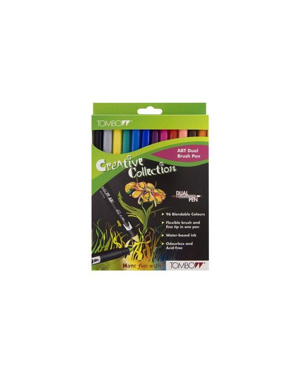 Tombow Brush Pen Sets