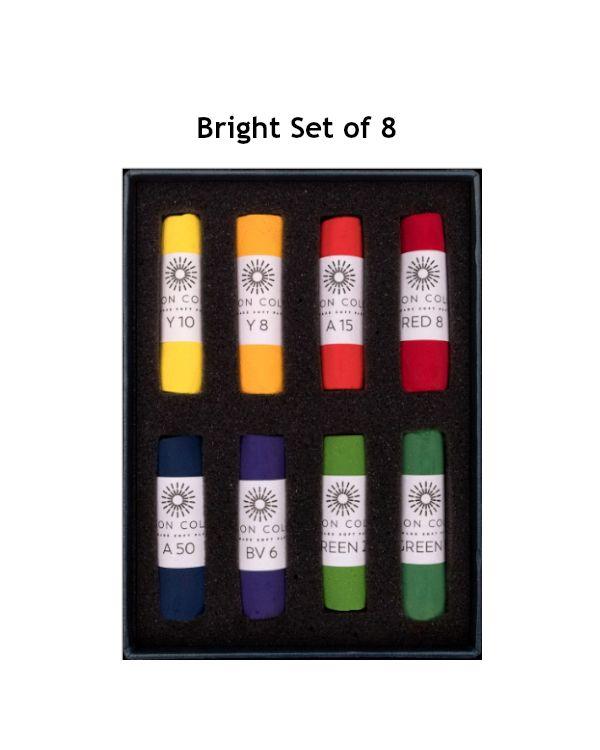 Bright Set of 8 - Unison Pastel Set