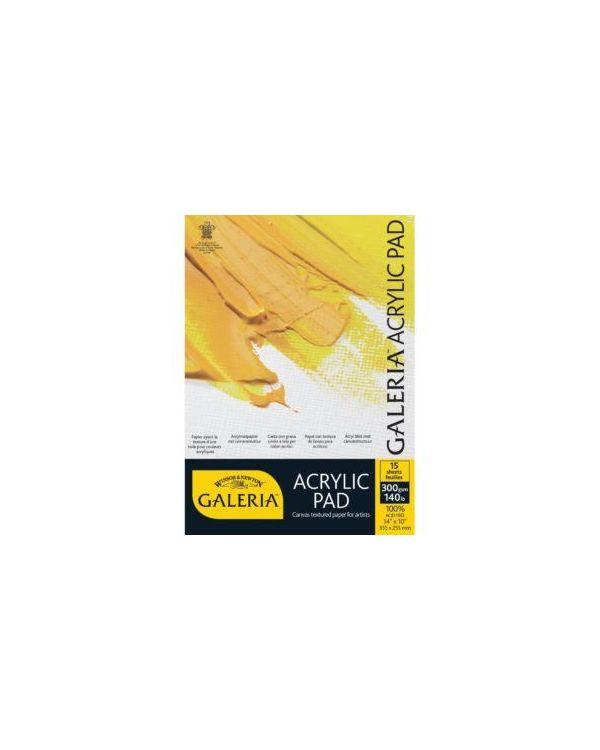 Winsor & Newton Galeria Acrylic pads