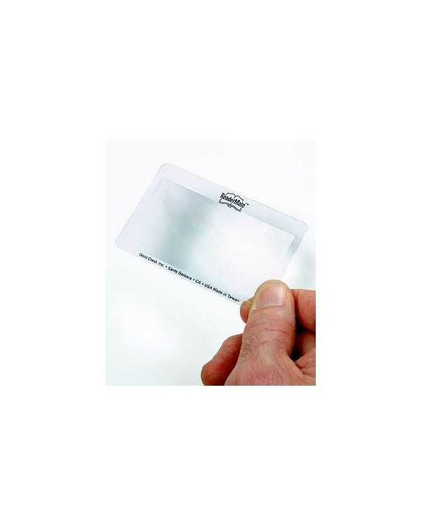 "Wallet flexithin magnifier 3.75""x2.5"""