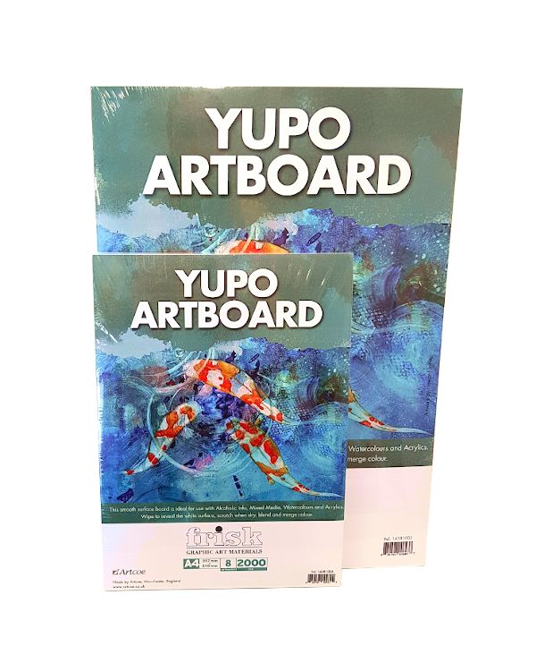 85gsm - Yupo Artboard - Frisk